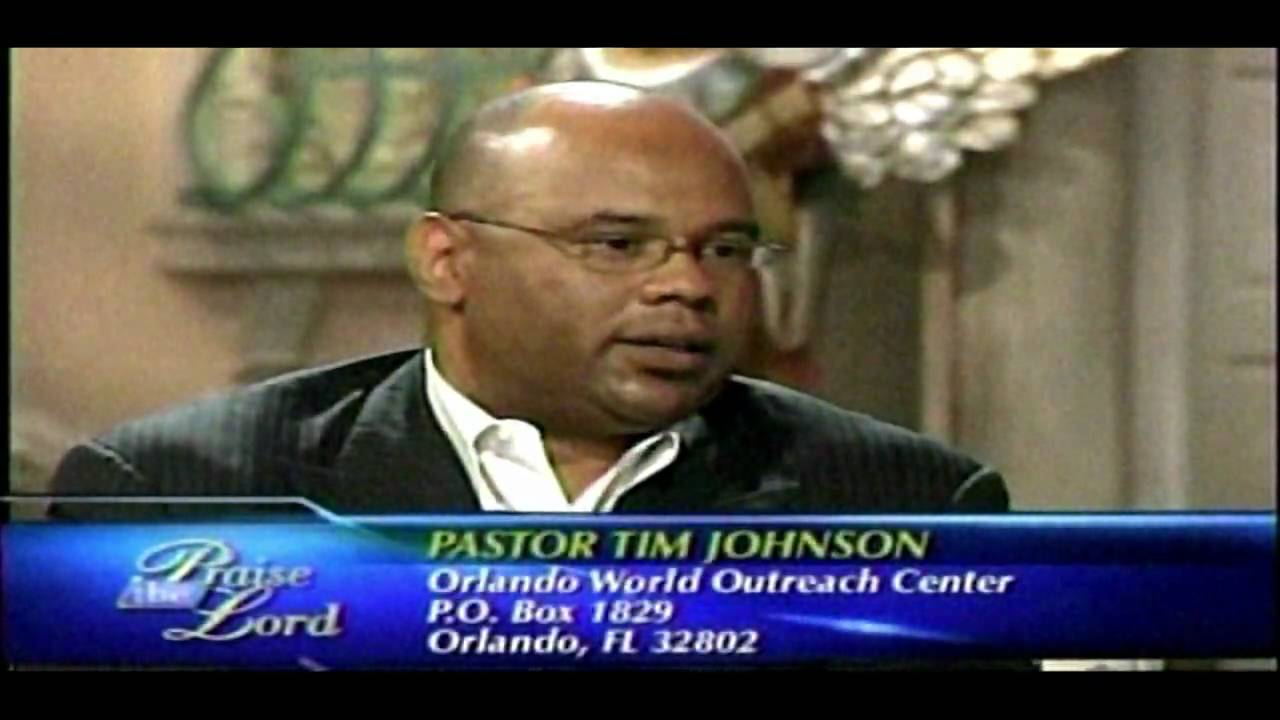 PTL #2--Miami Show--(Pt. 12 Pastor Tim Johnson)