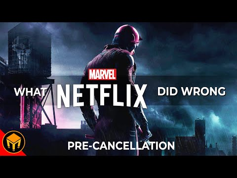 What Marvel Netflix Does WRONG | Analysis