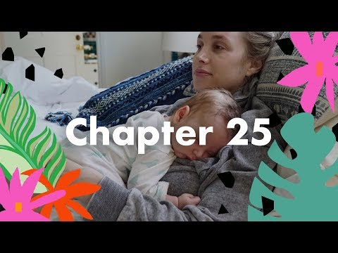Chapter 25: I Love My Baby, But...The First Day Out Was No Fun