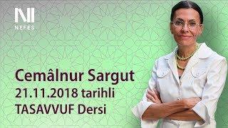 TASAVVUF DERSİ - 21 Kasım 2018
