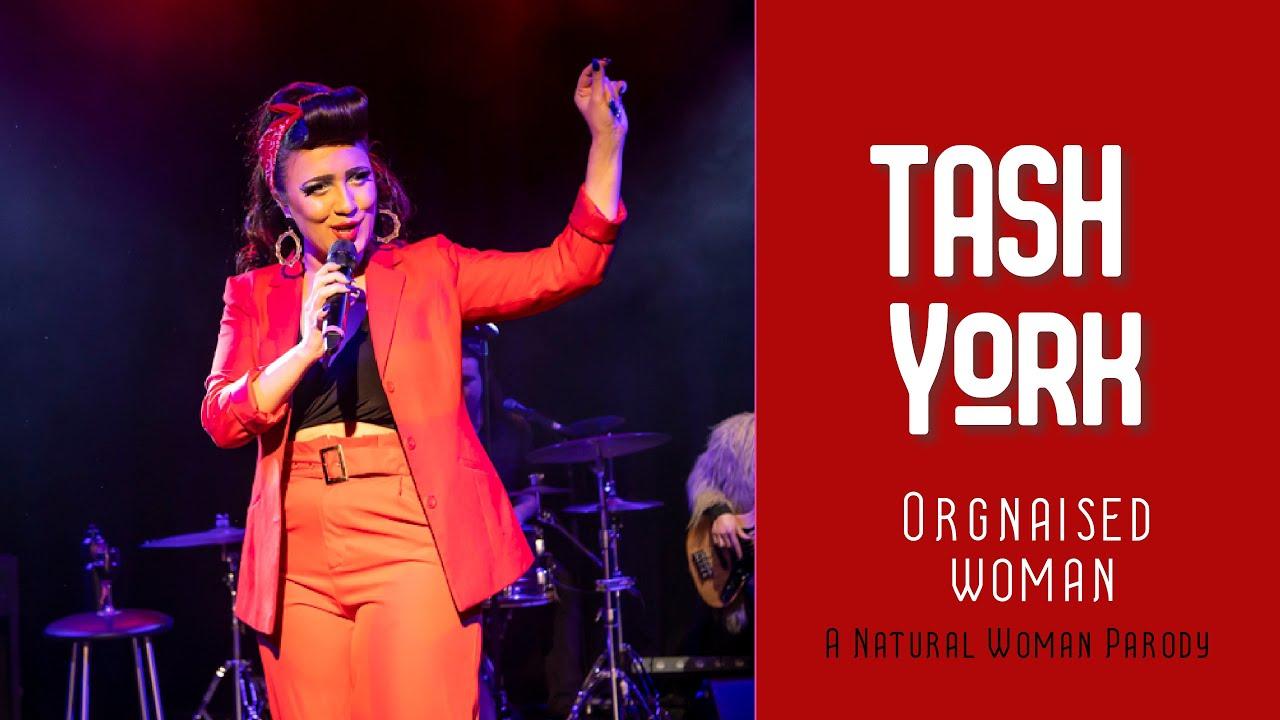 Natural Organised Woman - Tash York