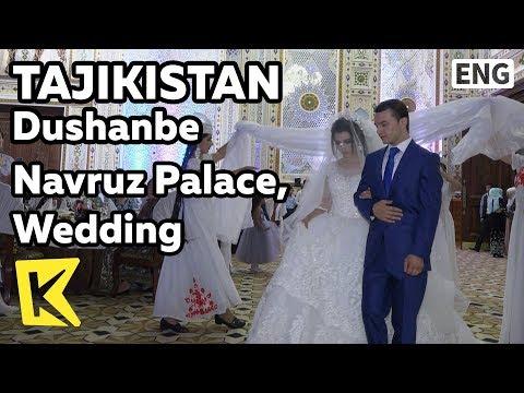 【K】Tajikistan Travel-Dushanbe[타지키스탄 여행-두샨베]나브루즈 궁, 결혼식/Navruz Palace/Wedding/Teahouse/Banquet hall