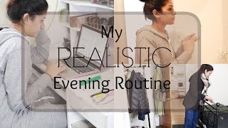 My (Realistic) Evening Routine | Skincare | Veterinary Student