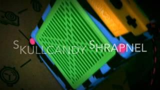 SkullCandy Shrapnel Unboxing/Review Bocina Bluetooth en ESPAÑOL