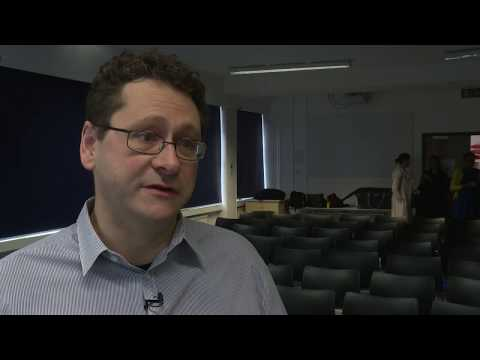 Professor Ed Tate talks about his research and international collaborations
