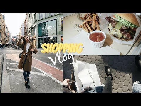 Shoppen + mini Haul.. Vlog //Hannah