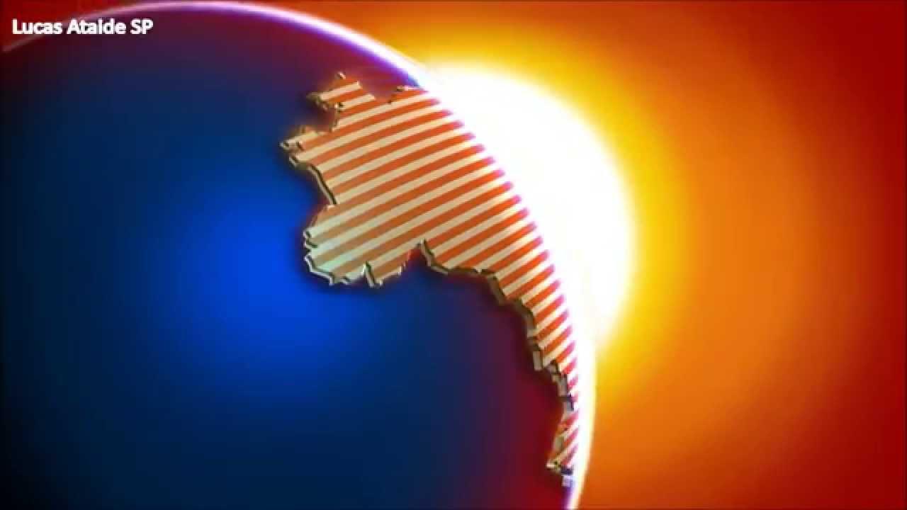 Bom Dia Brasil: Vinheta De Patrocínio Do Bom Dia Brasil - YouTube