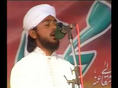 Punjabi Nat-Ik Nainaan Tarsan Darshan Noon(Kalam Pirzada Muhammad Raza Saqib Mustafai)