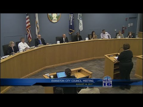 City Council Meeting 8/14/2017