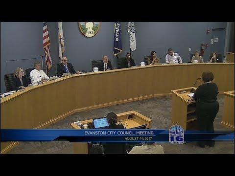 City Council Meeting 8/14/2017