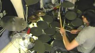 lamb of god walk with me in hell drum cover chris adler live download metalfest deathcore