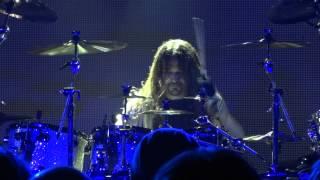 Aquiles Priester - Drum Solo - Live in Sofia [06.03.2012]