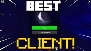 BEST CLIENT FOR MCPE! (Minecraft Pocket Edition)