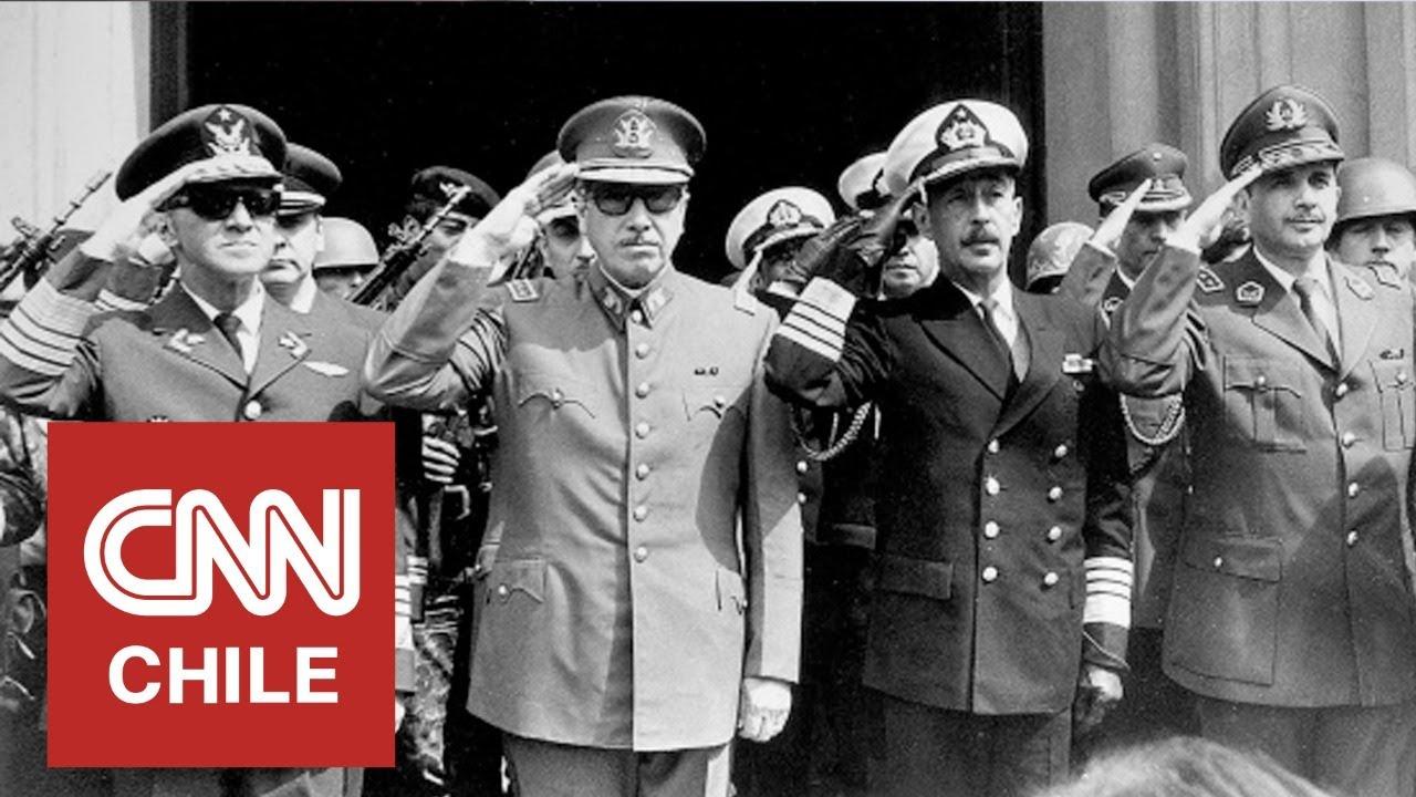 Hitos Augusto Pinochet Se Entera De La Muerte De Salvador Allende Youtube