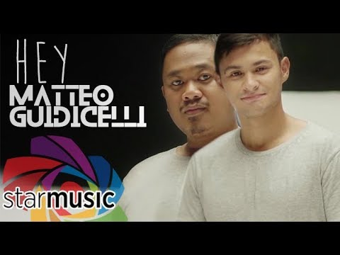 Matteo Guidicelli - Hey (Official Music Video)