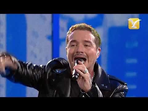 J Balvin - Yo Te Lo Dije - Festival de Viña del Mar 2017 - HD 1080p