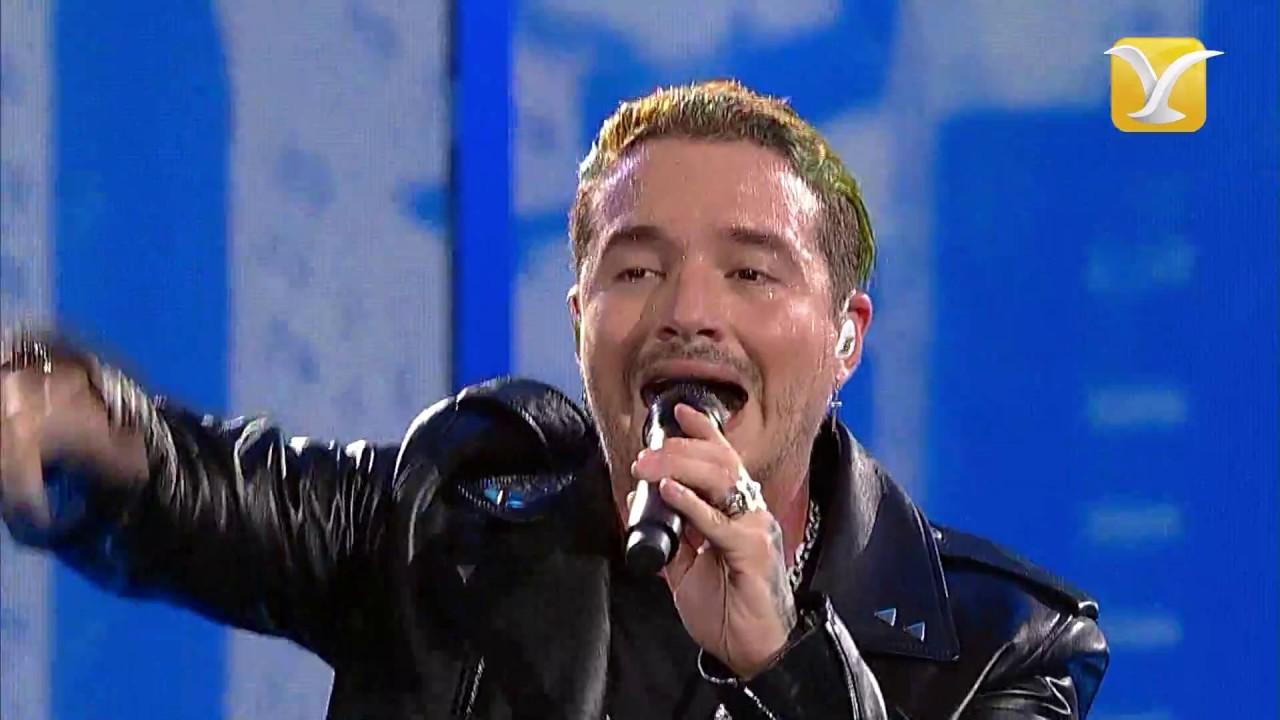 Download J Balvin - Yo Te Lo Dije - Festival de Viña del Mar 2017 - HD 1080p