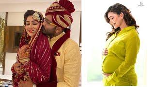 Tu Sooraj Main Saanjh Piyaji Actress Kangna Sharma is Pregnant, Announces Good News With A Baby Bump