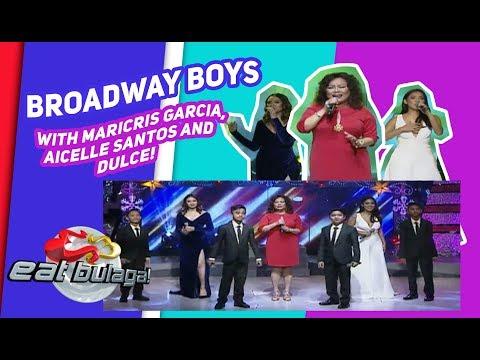 Broadway Boys sings Ms. Diana Ross Hits   December 2, 2017