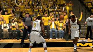 A Brilliant Pass - March Madness 2K14 (NBA 2K14 PC)