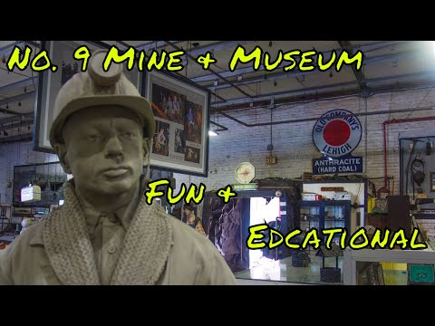 No  9 Mine & Museum