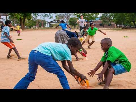 IRIS MALAWI SPORTS CAMP 2017