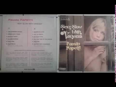 Fausto Papetti 14a Raccolta  Sexy Slow with Vanessa 1971