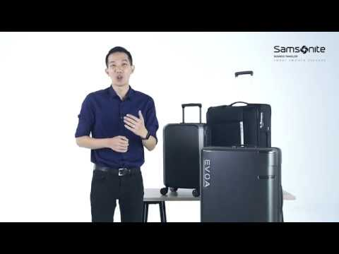 Samsonite Business Traveller Collection by อู๋ Spin9