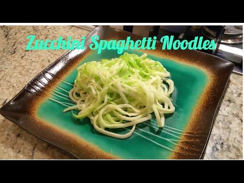 how-to-make-zucchini-noodles-:-zucchini-spaghetti,-zucchini-pasta