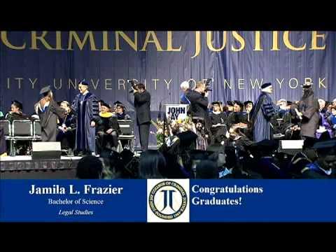 John Jay College Graduation 2014 (PM)