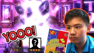 RIDICULOUS CRYSTAL OPENING + BEAN BOOZLED!   Marvel Contest of Champions