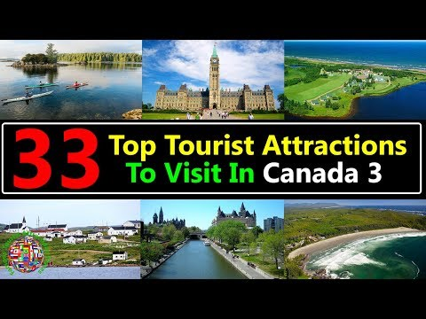 33 Top Tourist Attractions Places To Visit In Canada 3 | Best Tourist Destinations To Travel