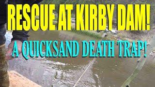 RESCUE AT KIRBY DAM Atlanta, ID Fire & Rescue
