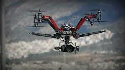 Vulcan UAV Black Widow X8 by Giatrakos.gr
