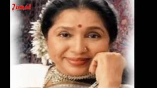 Asha Bhosle,Ghulam Ali - Dayar-e-Dil Ki Raat Mein Charagh Sa Jala Gaya - Meraj-e-Ghazal