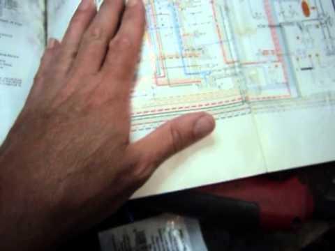 vw t2 1970 wiring diagram auto transformer wiper youtube