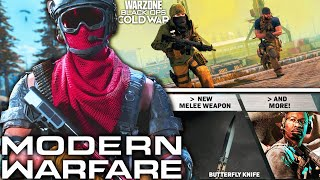 Modern Warfare: The BIGGEST WARZONE REVEAL YET, Remaining SEASON 6 CONTENT, & More!