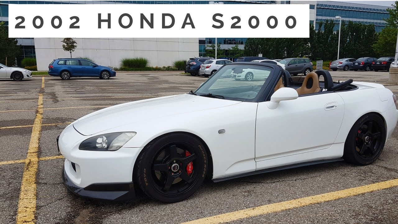 picking up my new to me honda s2000 youtube. Black Bedroom Furniture Sets. Home Design Ideas