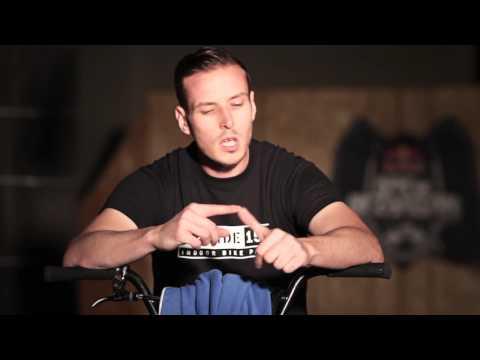 David Andrew Brent - Arnold Schwarzenegger, BMX Pro
