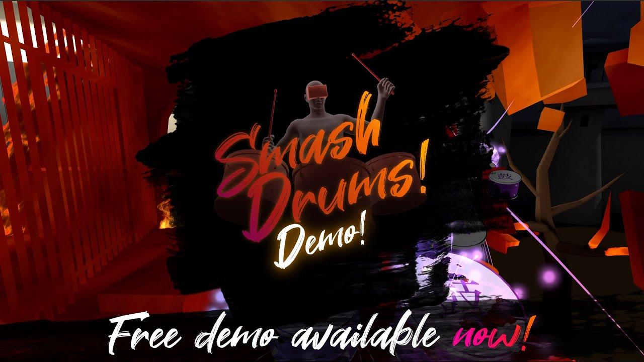 Testeaza-ti calitatile de tobosar in Smash Drums