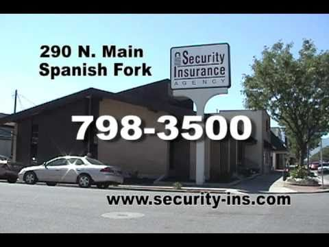 Security Insurance Agency - Spanish Fork, UT - auto, home, life, health - www.security-ins.com