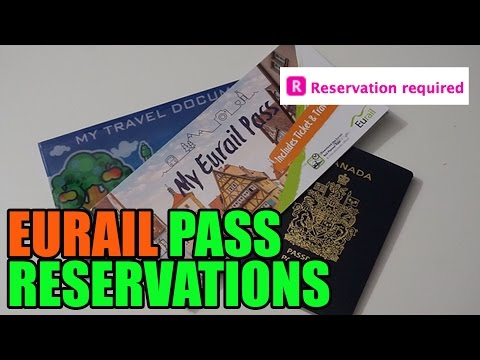 Eurail Pass Explained - Are Reservations Needed?
