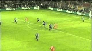 Robbie Fowler Goal - Liverpool 5 CD Alaves 4 - 2001 UEFA Cup Final (16/5/01)