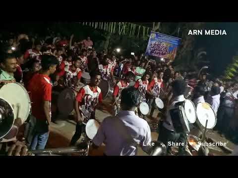 Nasik Dhol Vs Bandset - Thejuz beatz vs Ragadeepam