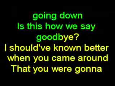 What Goes Around Comes Back Around Karaoke