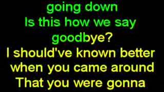 What Goes Around Comes Back Around Karaoke