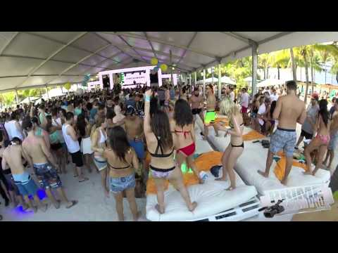 Electo House 2015 | DJ remix |Miami Beach Dance Party   Nikki Beach
