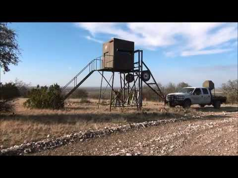 Raising A TWS Monster Deer Blind