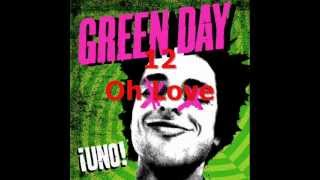 Green Day ¡UNO! Tracklist (Audio)