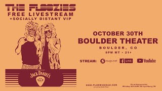 The Floozies LIVE at The Boulder Theater, Boulder, CO Powered by Jack Daniels